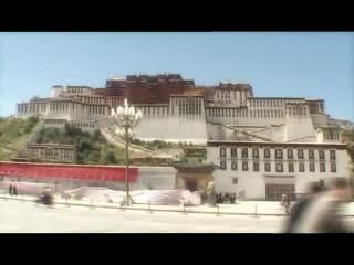 Путешествие по святым местам Далай- Лам