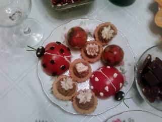 божьи коровки)))))