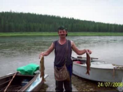 Якутия.Рыбалка