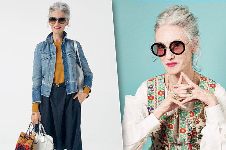 Что такое «одеваться по возрасту» и стоит ли это делать? Рассуждает Алина Фаркаш