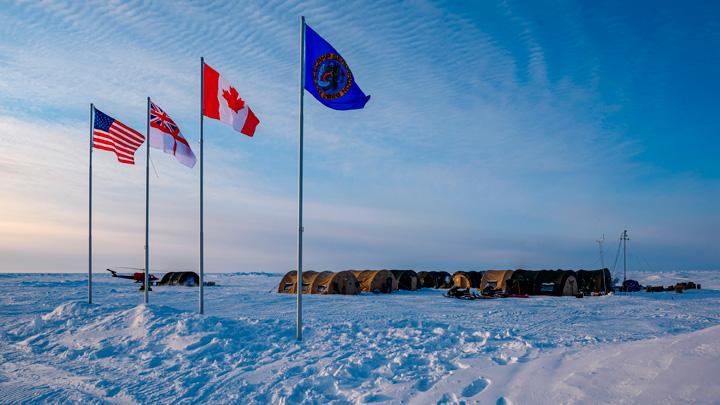 Битва за Арктику: Имя для безымянного архипелага геополитика,россия