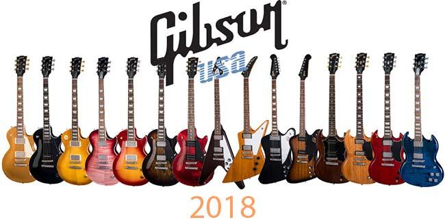 Производство гитар Гибсон
