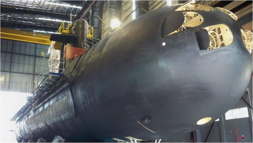 Малазийские подводные лодки типа Scorpene проходят средний ремонт