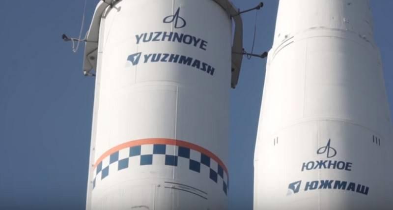 На Украине заявили о создании собственного ракетного двигателя