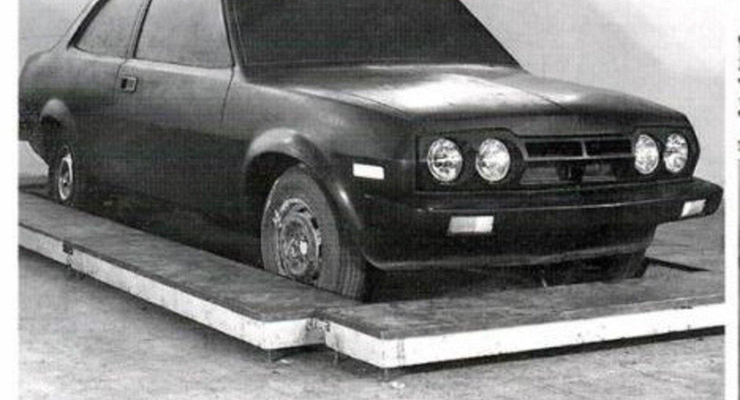 ВАЗ-2101–80 — как могла выглядеть «Копейка» после глубокой модернизации Автомобили