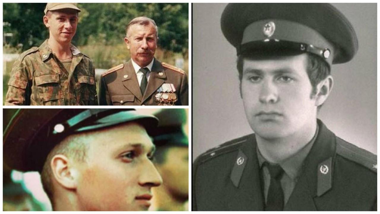 Знаменитости, которые служили в армии