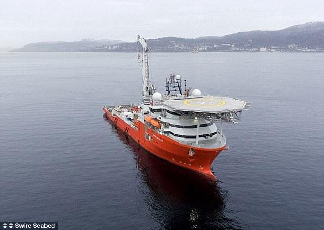 Около Исландии на затонувшем корабле  нашли слитки золота весом 4 тонны