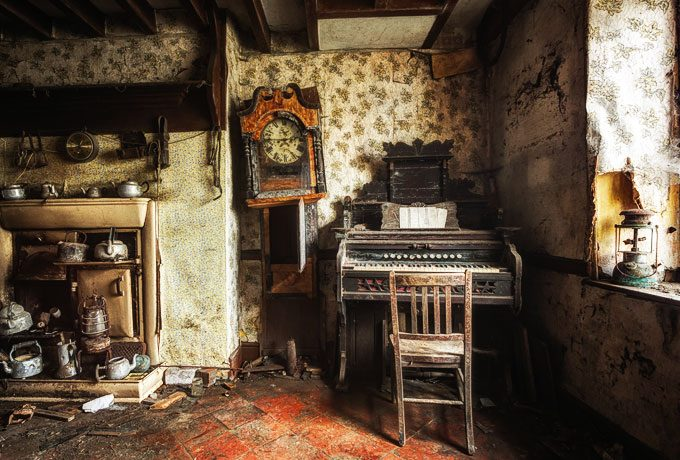 Вещи-вампиры у вас дома