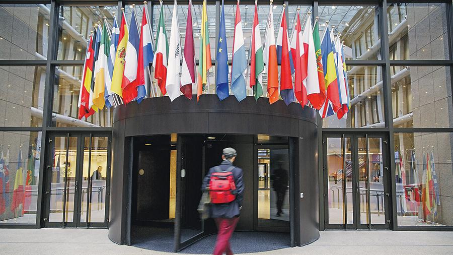 Крым прошел в Европарламент