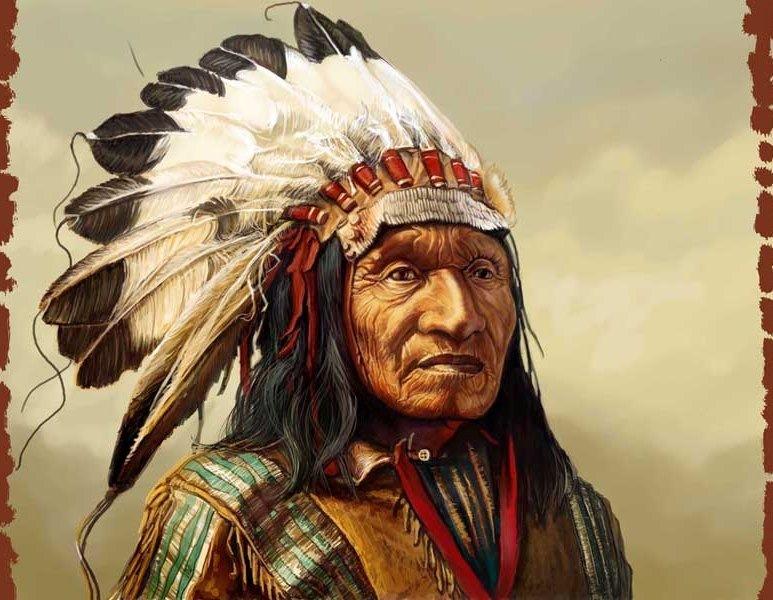 Индеец в банке Деловая притча