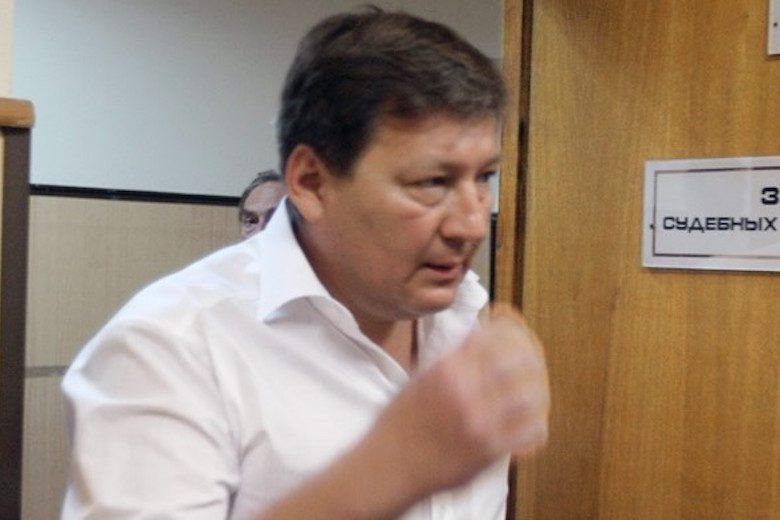 Отставной генерал ГУБОП МВД …