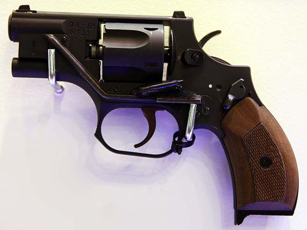 Пистолет «Ворчун» – последняя разработка великого Стечкина