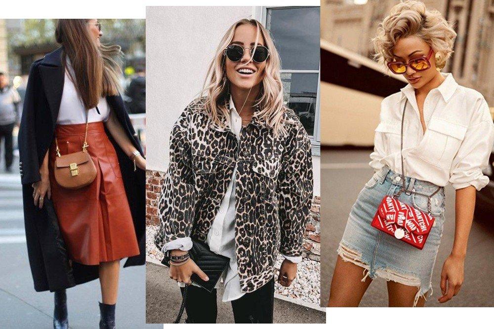Белая рубашка: 9 стильных образов с самой модной вещью сезона
