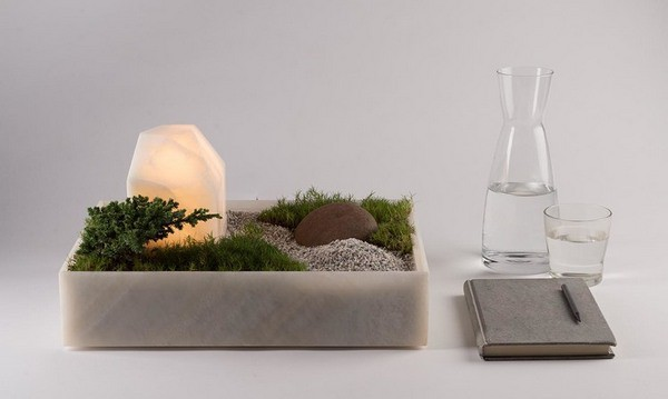 Светильник-сад Mökki от студии PECA