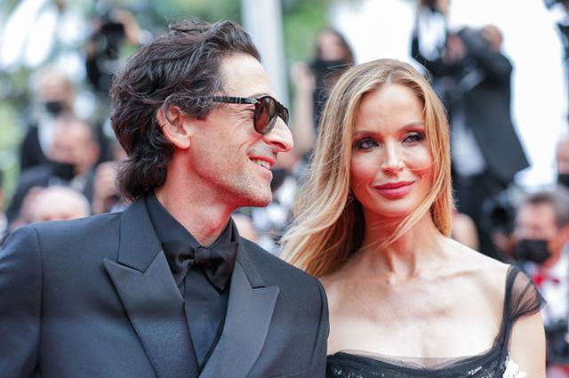 Харви Вайнштейн и Джорджина Чапман официально оформили развод metoo,Звездные пары