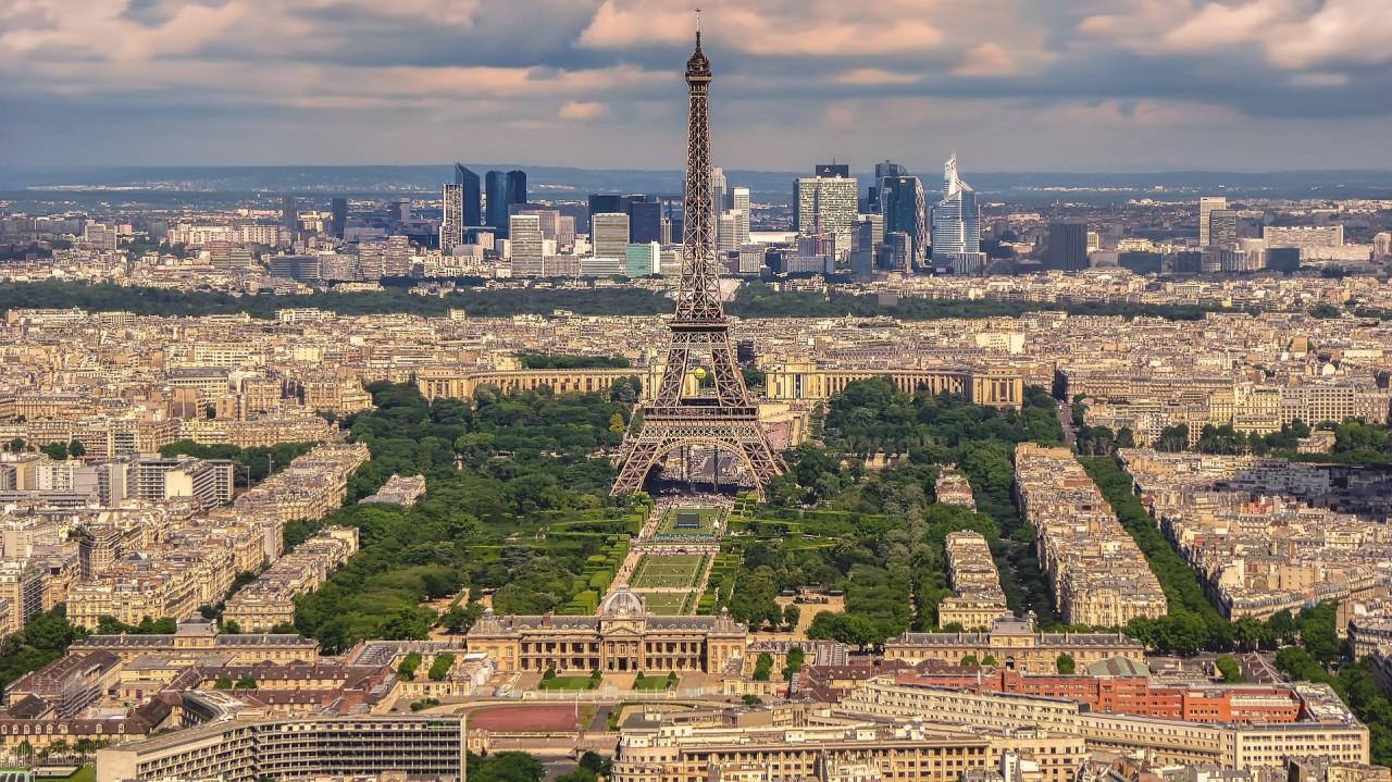 ПО ГОРОДАМ И СТРАНАМ. Париж