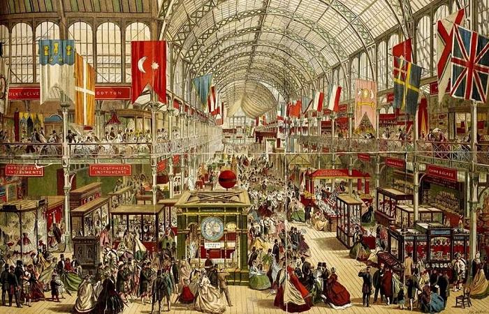 Чем русские удивляли иностранцев в Лондоне и Париже 150 лет назад