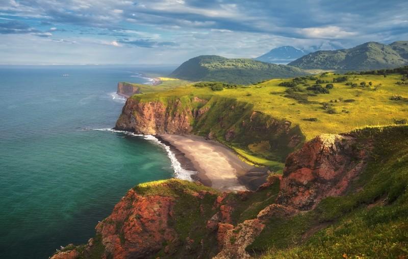 Камчатка, Россия география, интересное, первооткрыватели, планета земля