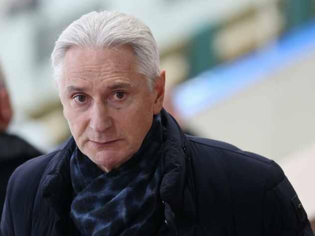 Тренер «Ак Барса» повздорил …