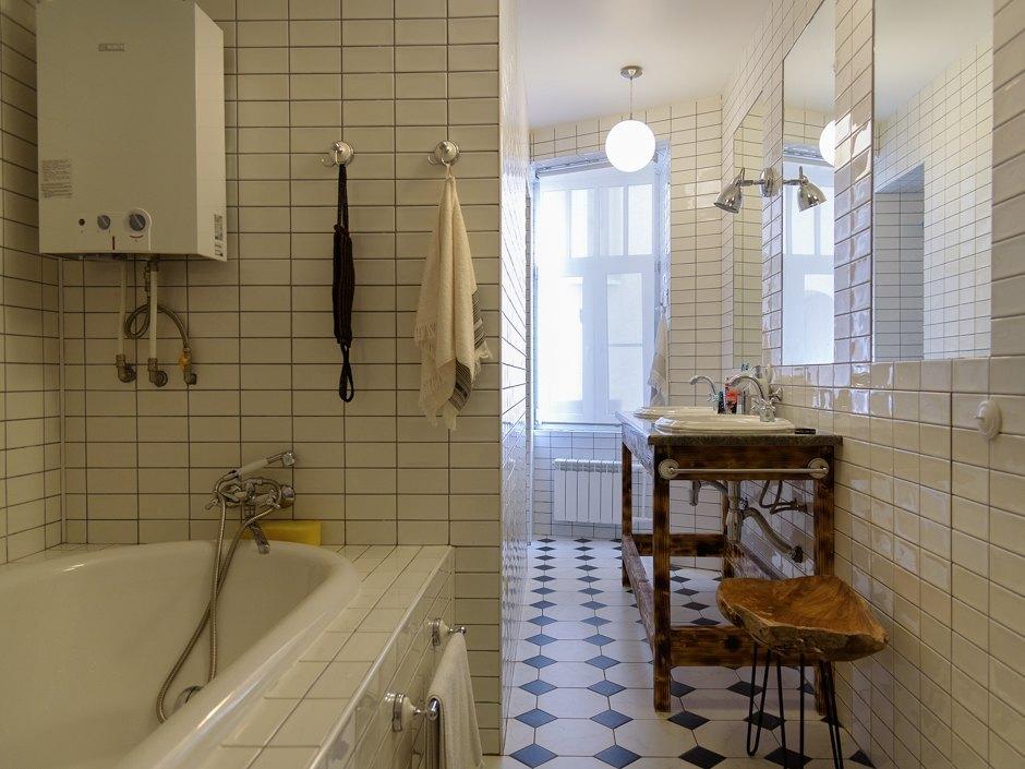 Шикарнейший ремонт в коммуналке | Роскошь и уют Фото