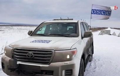 В ОБСЕ заявили о резком ухудшении ситуации в Донбассе