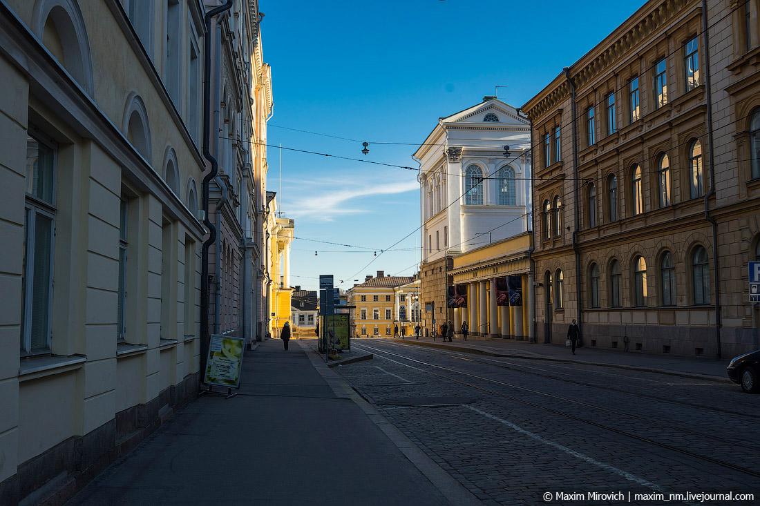 Финское отношение к людям и к жизни.