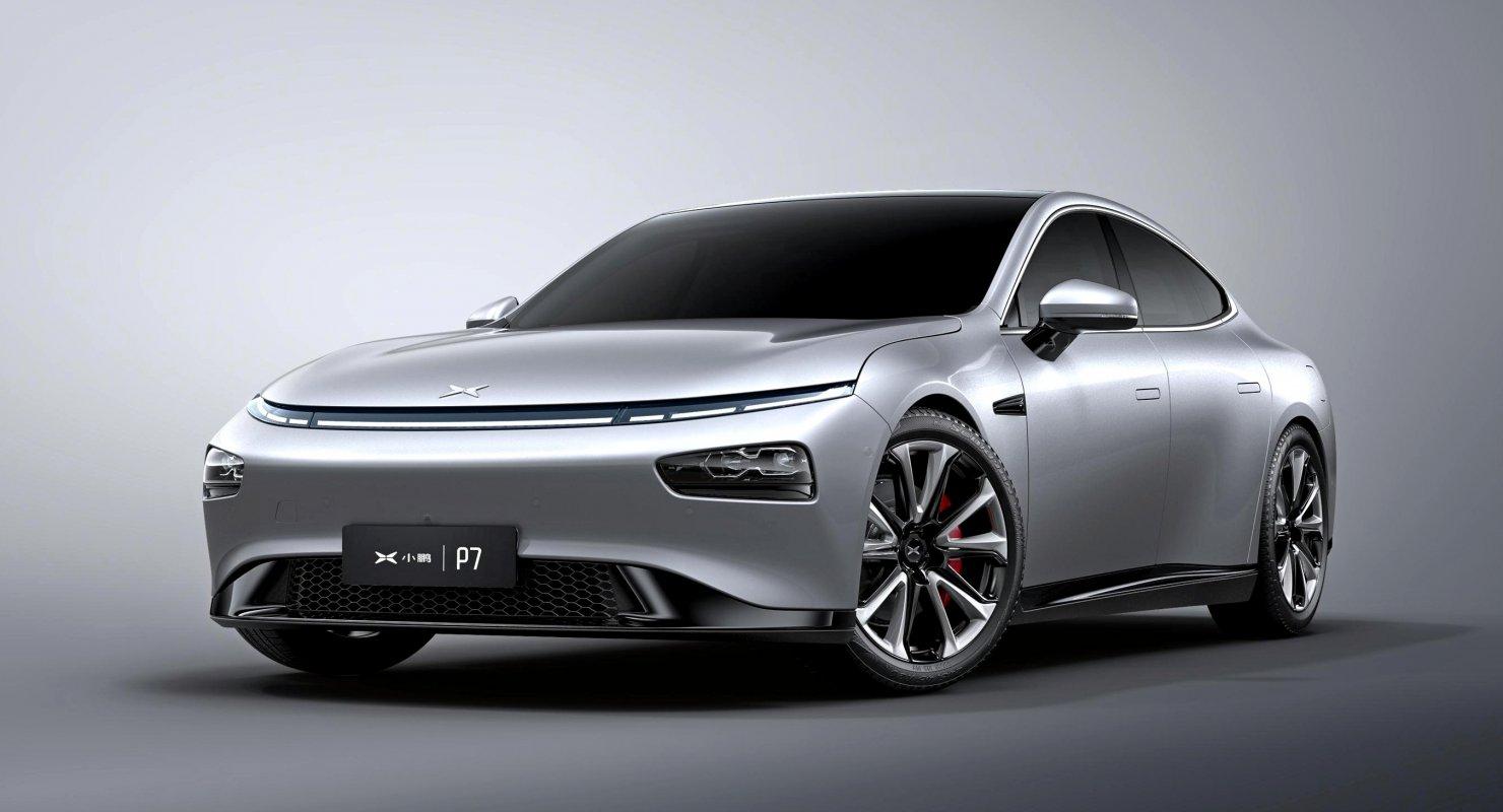 Китайскому конкуренту Tesla дали денег Автомобили