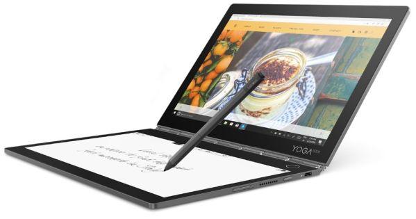 Lenovo привезла в Россию ноутбук Yoga Book C930 без клавиатуры