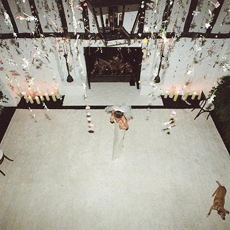 Ариана Гранде показала снимки со своей тайной свадьбы Звездные пары