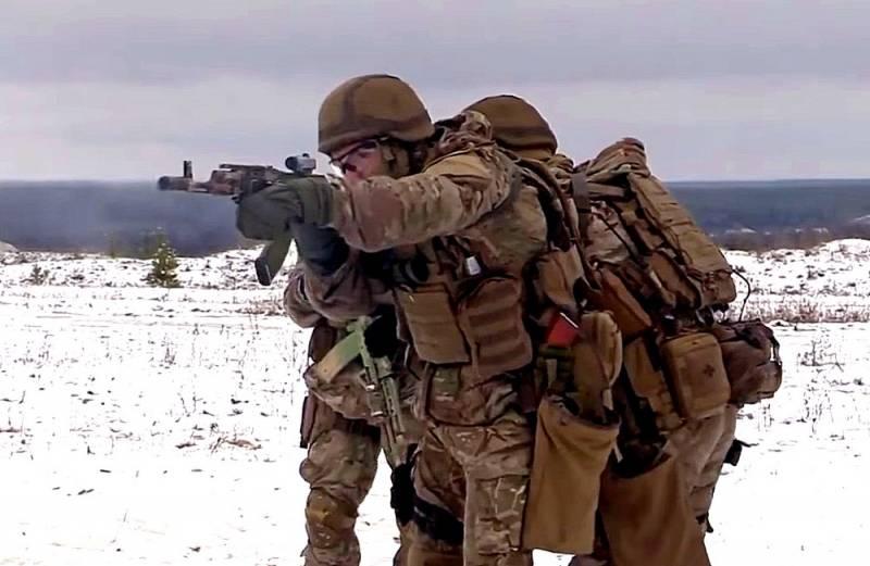 Источник: На границе с Украиной был ликвидирован боец вражеского спецназа Новости