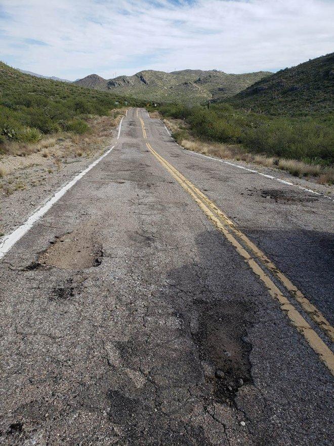 Плохие дороги - мировая проблема