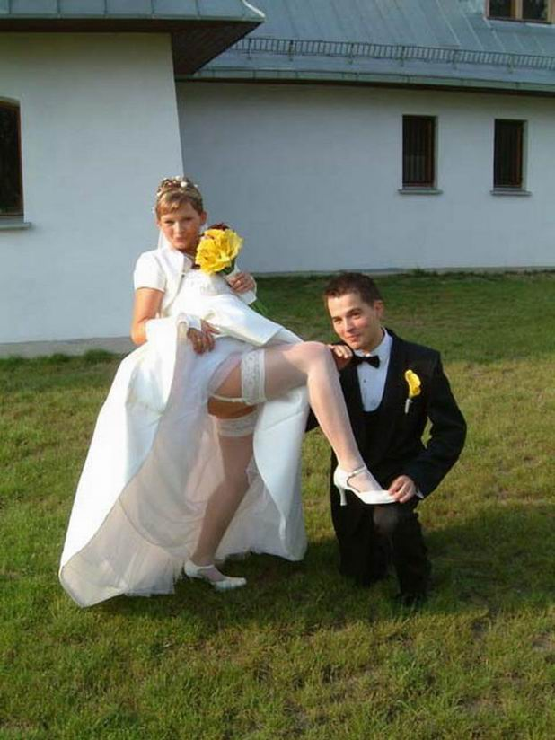 Невеста дала перед свадьбой пожалела!