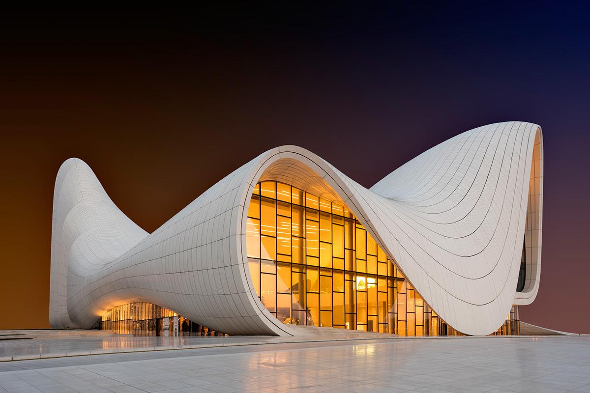Параметрическая архитектура – стиль будущего