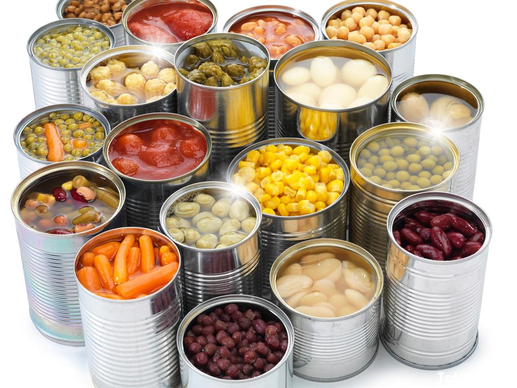 Ингредиенты продуктов, котор…