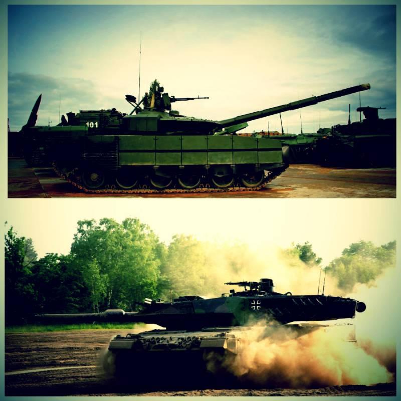 Сколько продержится обновлённый Т-80БВМ на европейском ТВД? Неоглашённые недостатки и достоинства «танка Ла-Манша XXI»