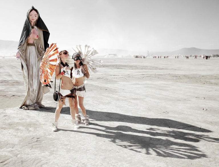 Burning Man 2014 (16 фото)