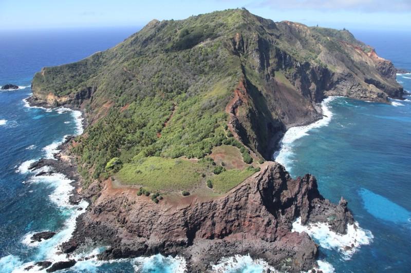 Острова Питкэрн, заморская территория Великобритании география, интересное, первооткрыватели, планета земля