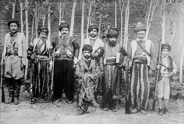 Ассирийский Патриарх и ассирийский народ