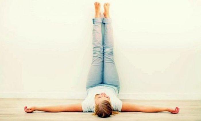 Одно упражнение несёт оздоровление всему организму