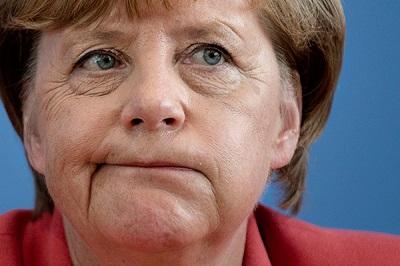Не вовремя высунулась Меркель