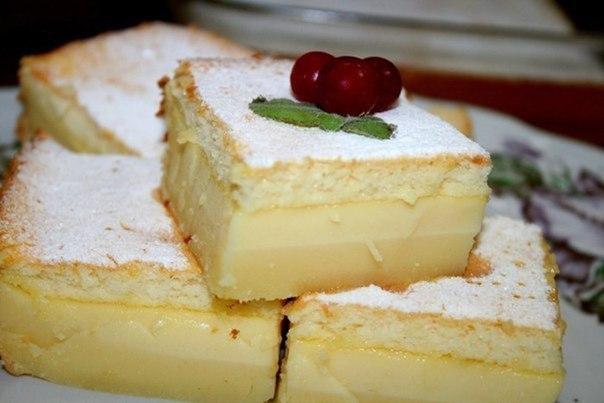Самое вкусное пирожное - просто, вкусно и оригинально!