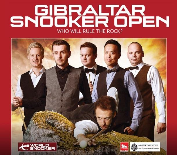 Gibraltar Open 2018. 1/2 финала