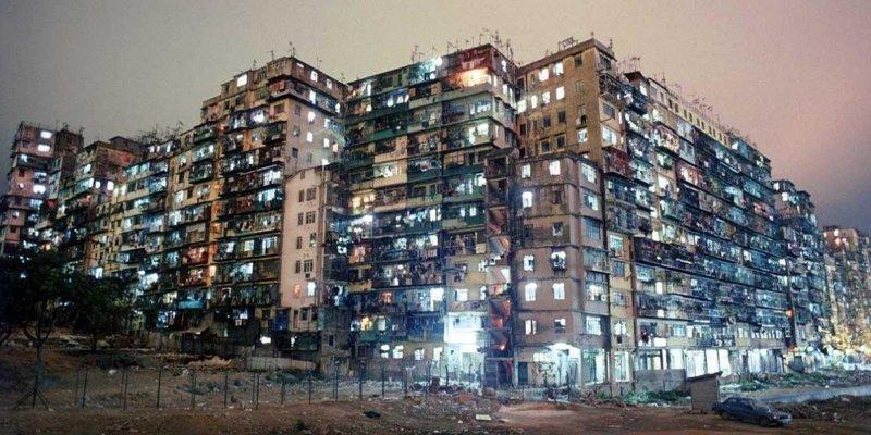 Город тьмы: история Коулуна, самого густонаселенного района на планете