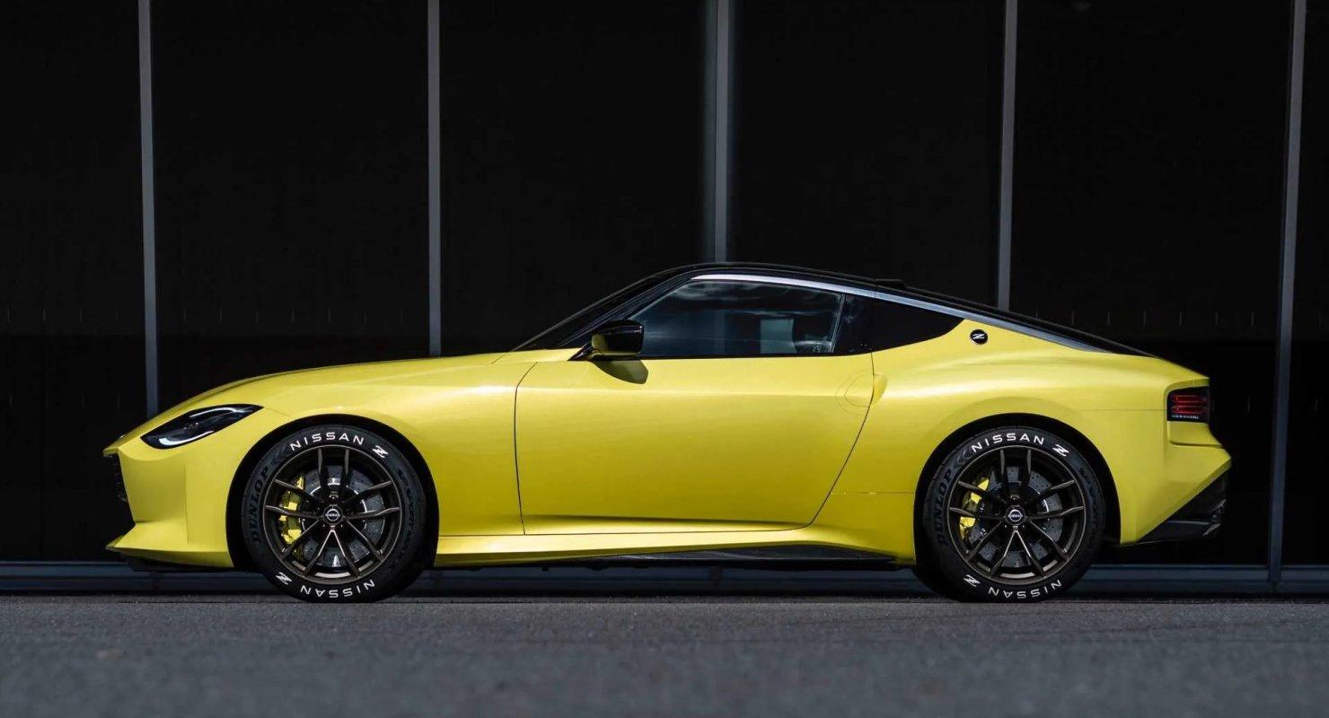 Nissan подготавливает новый спорткар Nissan Z Автомобили