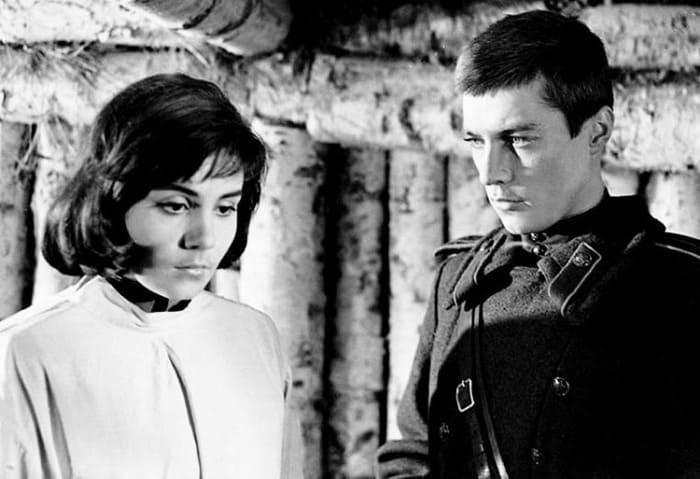 Кадр из фильма *Иваново детство*, 1962 | Фото: kino-teatr.ru