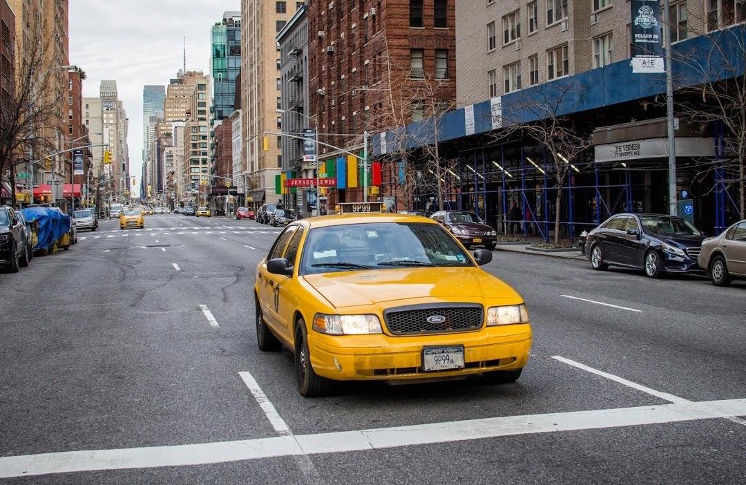 Картинки нью йоркское такси