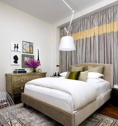 Фьюжн Спальня by Toronto Interior Design Group | Yanic Simard