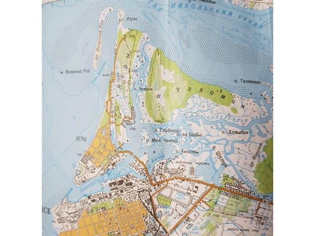 Под песком: голландский порт Северной Двины. Путешествия по Русскому Северу