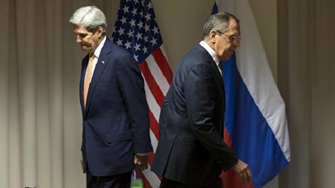 Сирия. «Геополитические шахматы»