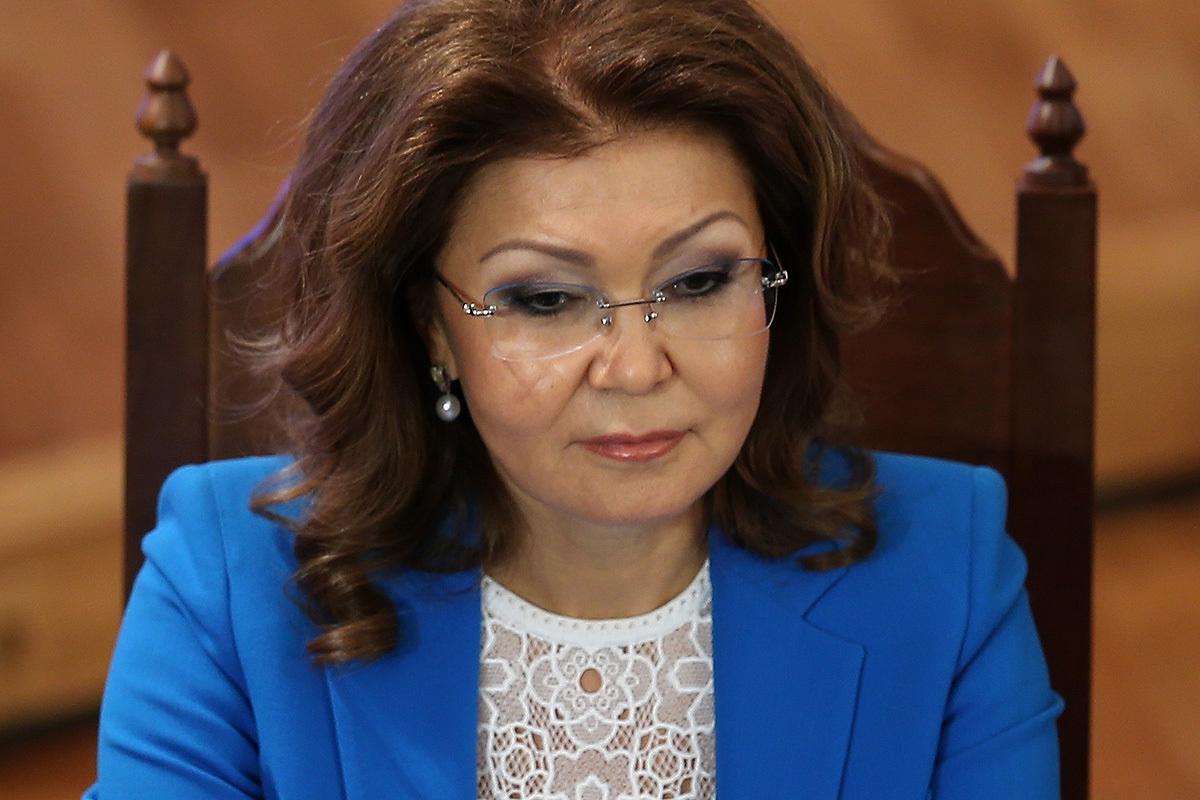 Д. Назарбаева  Білім және ғылым министріне көмектесетінін айтты